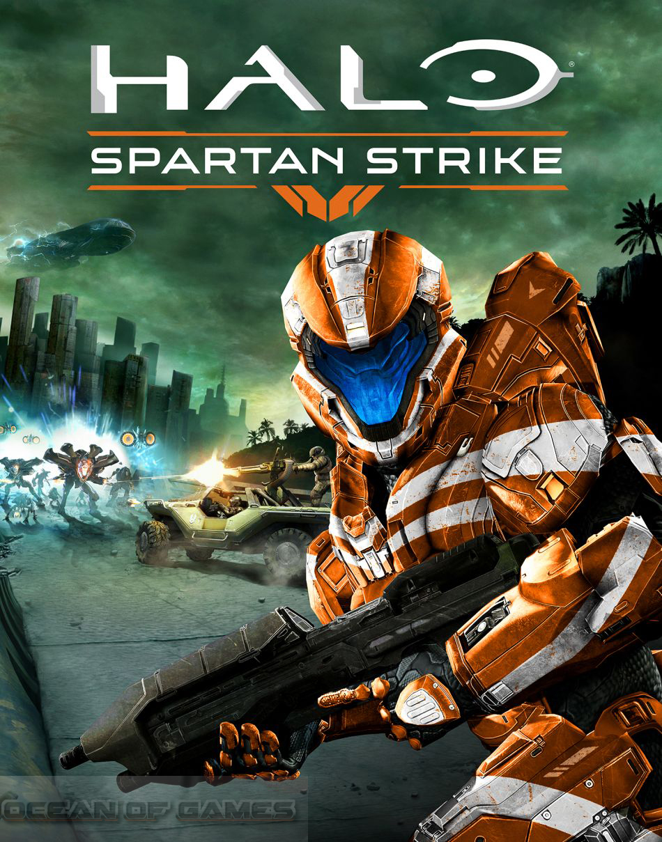Halo Spartan Strike pc Game