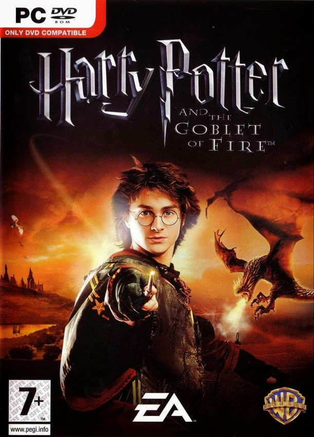 Harry Potter and The Goblet of Fire PC Game Free Download