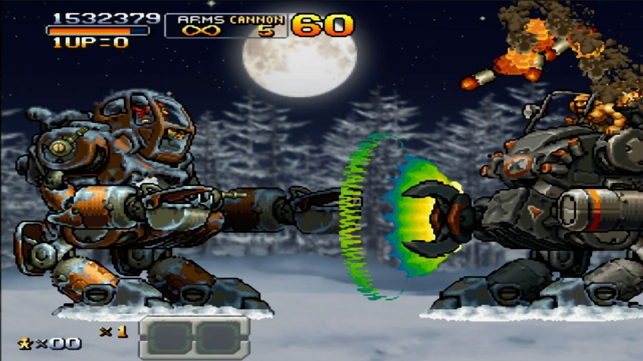Metal-Slug-X-Free-Game-Features