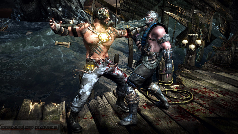Mortal Kombat X Setup Free Download