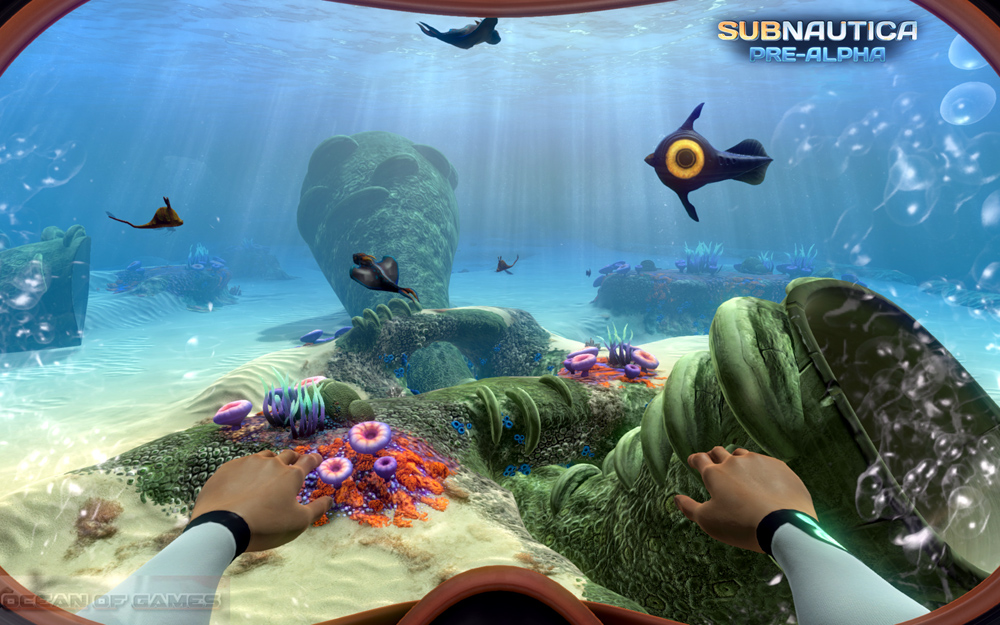 Subnautica Features
