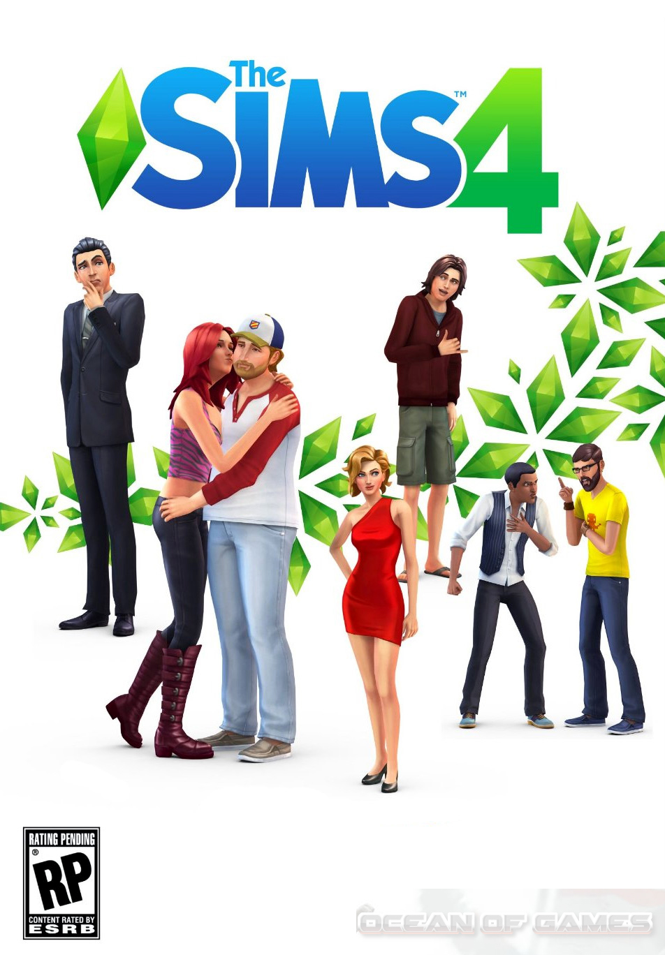 The Sims 4 Deluxe Edition Free Download