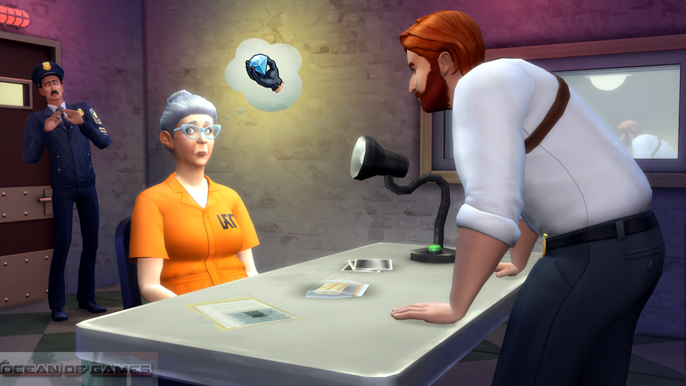 The Sims 4 Get to Work Features