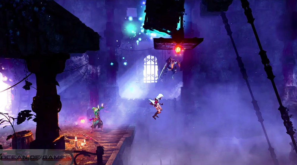 Trine 3 The Artifacts of Power Features