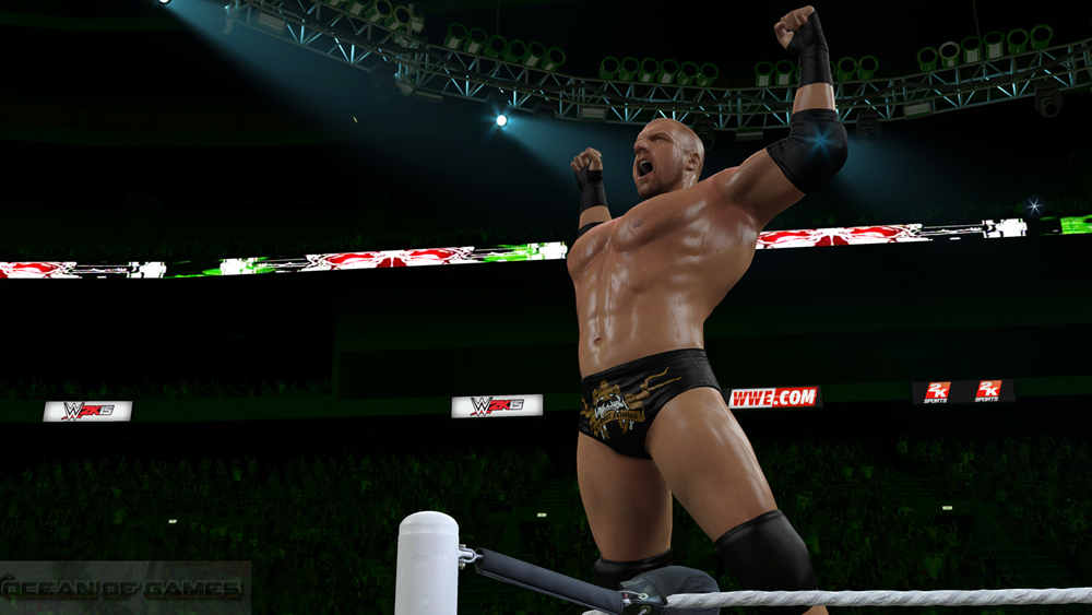 WWE 2K15 Setup Free Download