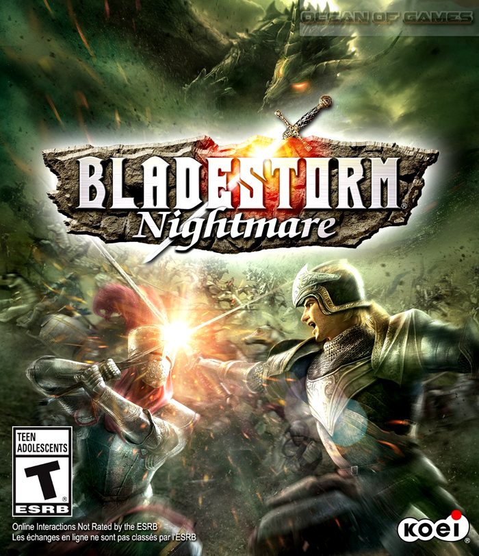 Bladestorm Nightmare Download For Free
