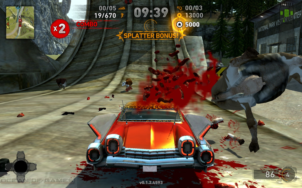 Carmageddon Reincarnation PC Game Setup Download For Free