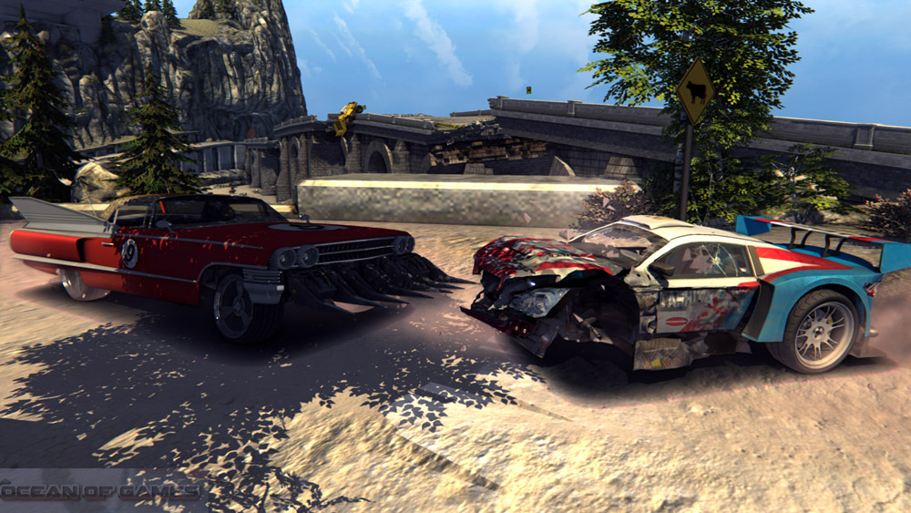 Carmageddon Reincarnation PC Game Setup Free Download