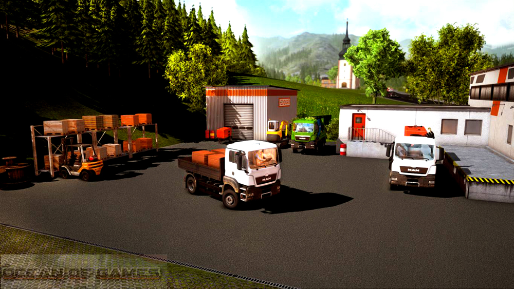 Construction Simulator 2015 Setup Free Download