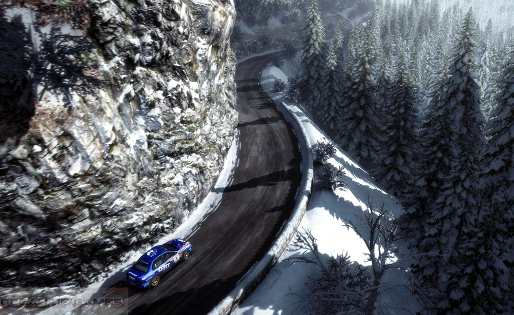 DiRT Rally Setup Download For Free