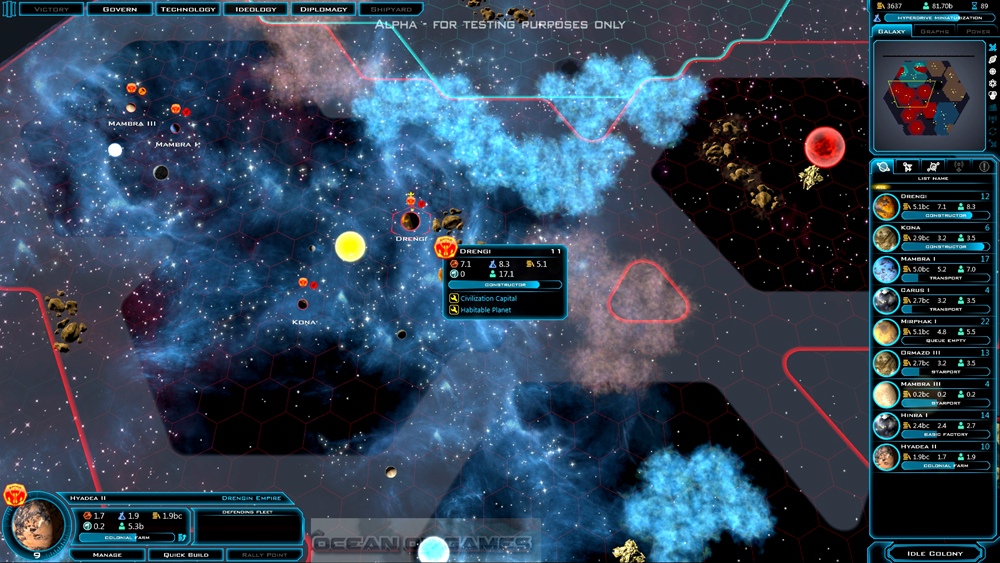Galactic Civilizations III Download Free