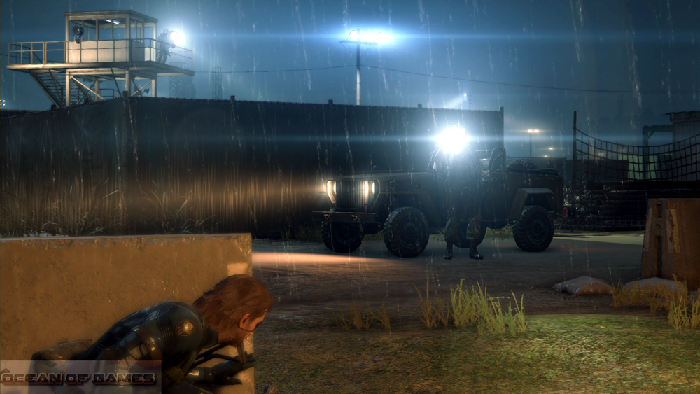 Metal Gear Solid V Ground Zeroes Download Free