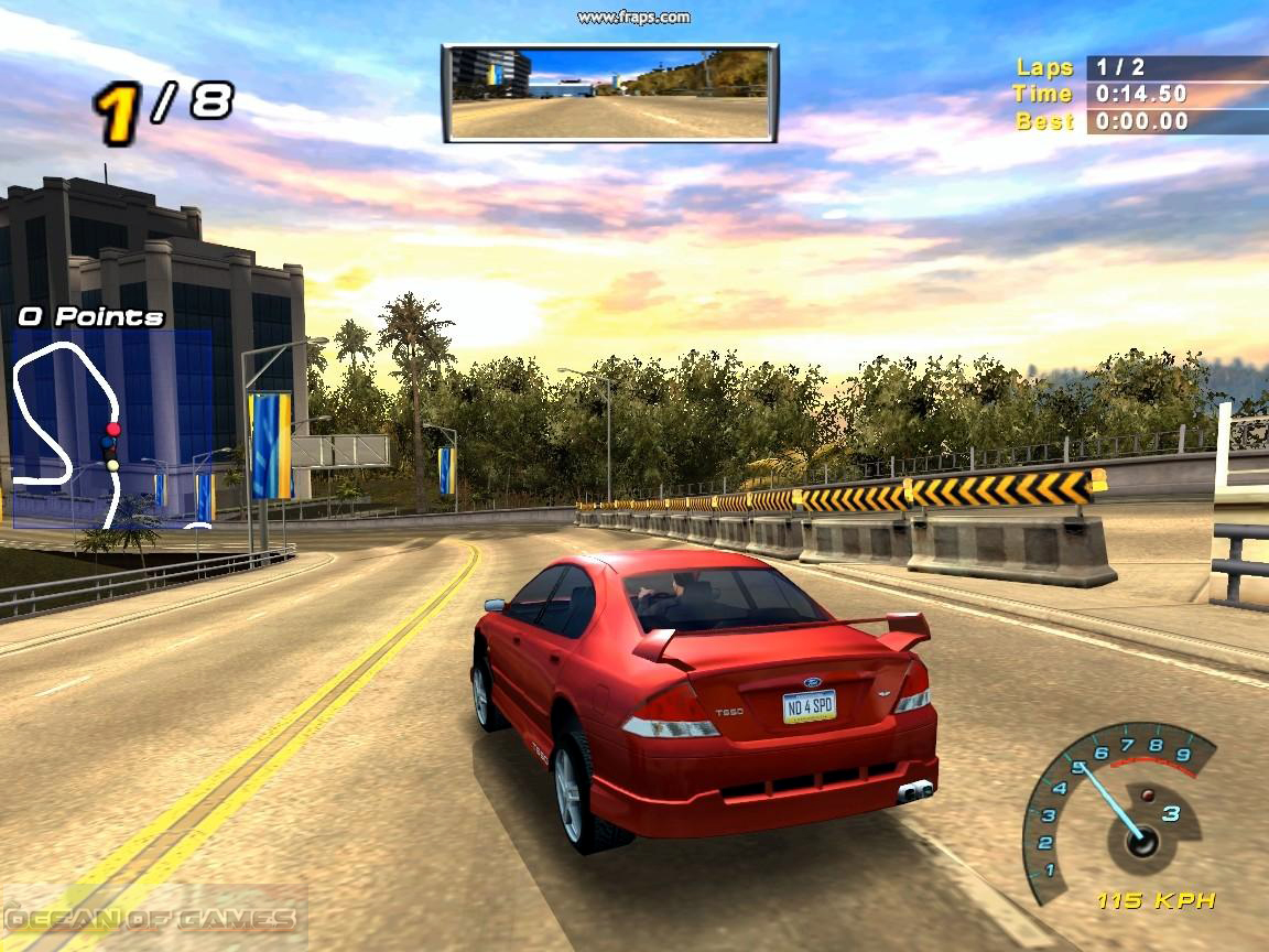 Need For Speed Hot Pursuit 2 Features