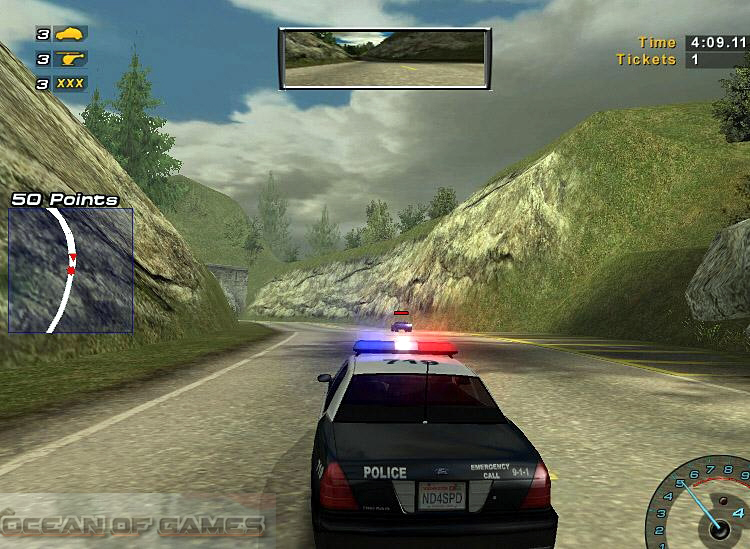 Need For Speed Hot Pursuit 2 Setup Free Download