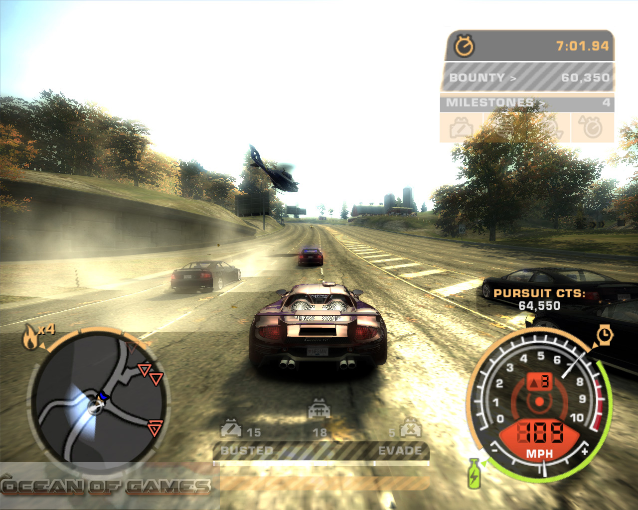 Need For Speed Most Wanted Black Edition Download For Free
