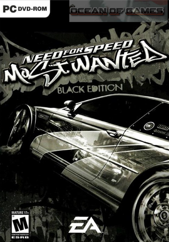 download most wanted pc 2005