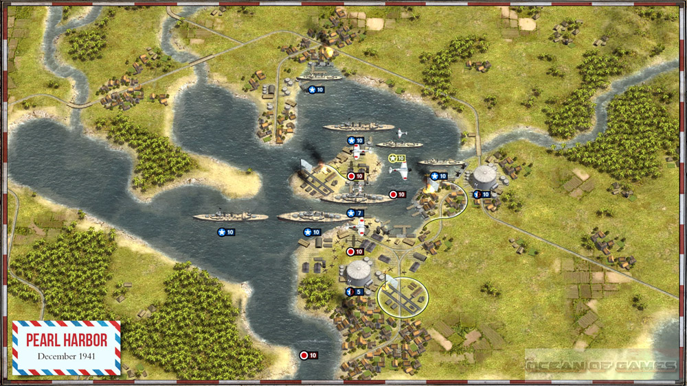 Order of Battle Pacific Setup Free Download