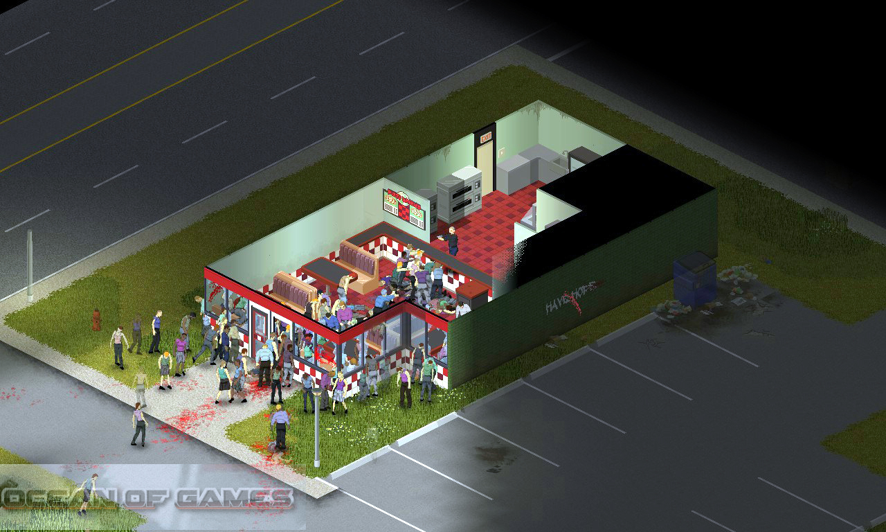Project Zomboid Setup Free Download