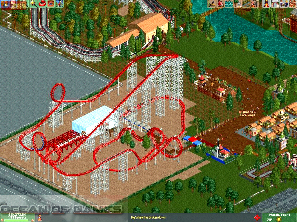 Roller Coaster Tycoon 2 Download For Free