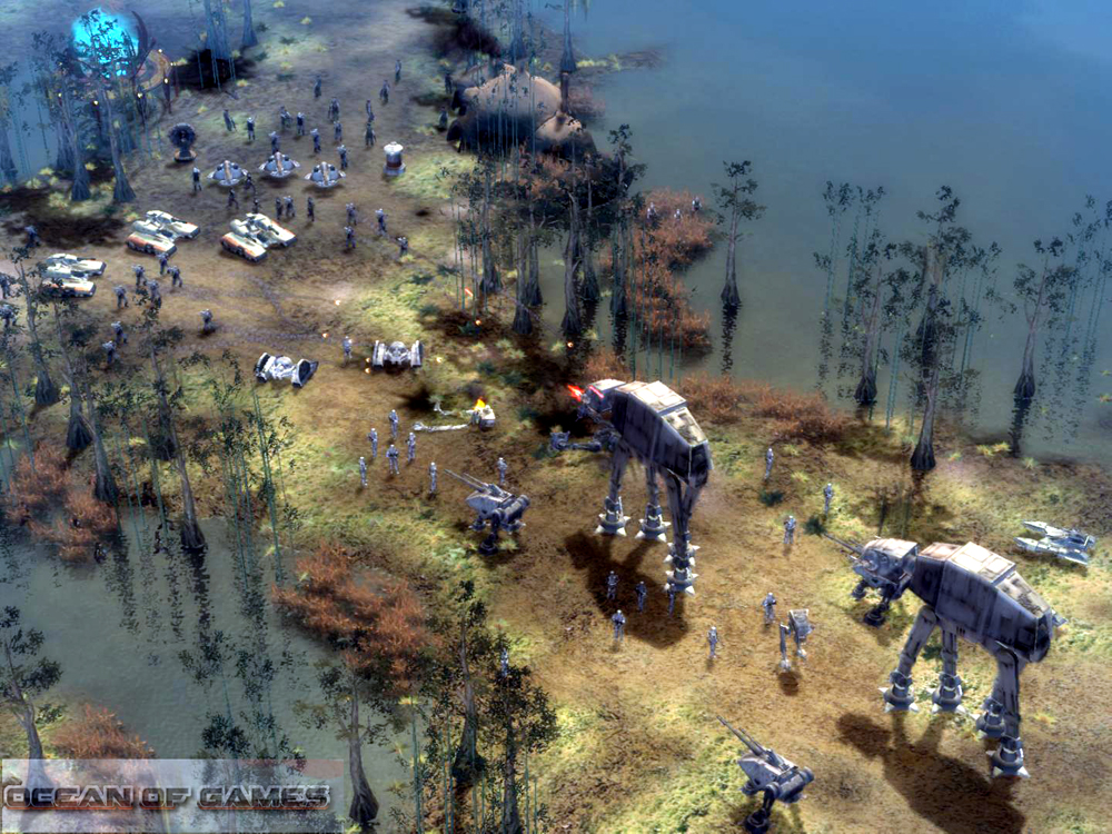 Star Wars Empire at War Features