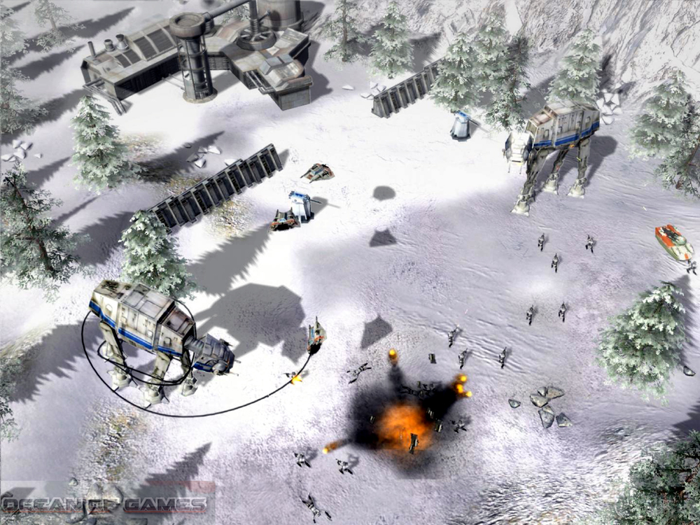 Star Wars Empire at War Setup Download For Free