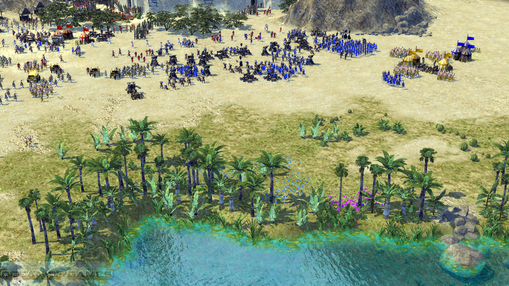 Stronghold Crusader 2 The Emperor and The Hermit Download For Free