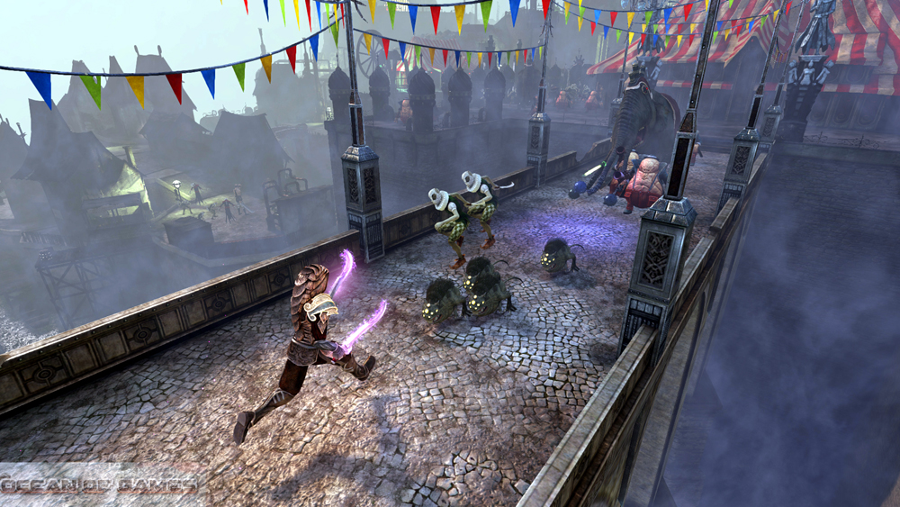 The Incredible Adventures of Van Helsing III Setup Download For Free