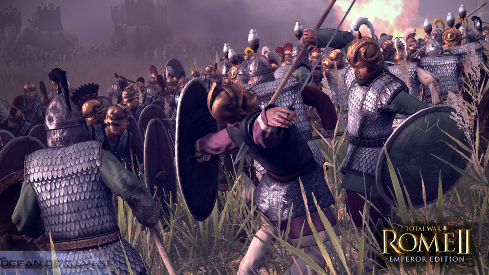 Total War Rome II Emperor Edition Download For Free