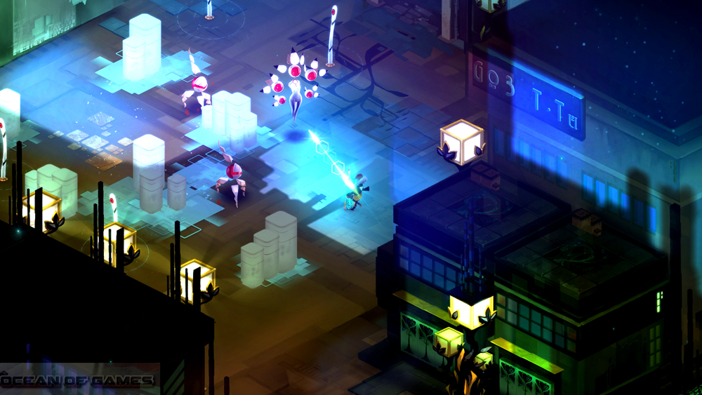 Transistor PC Game Setup Free Download