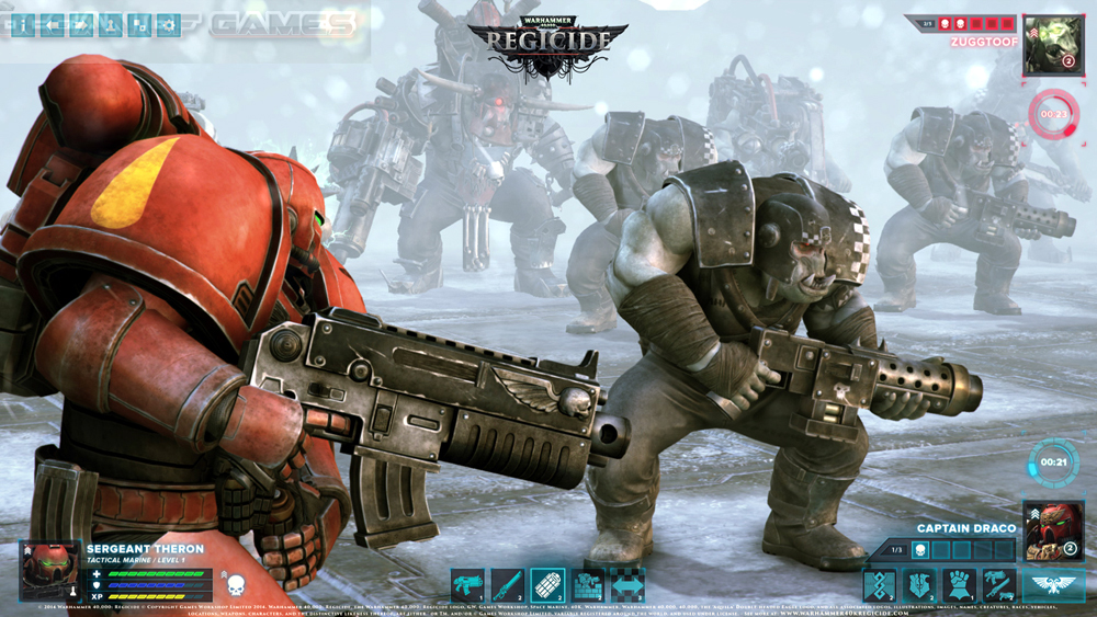 Warhammer 40000 Regicide Setup Download For Free