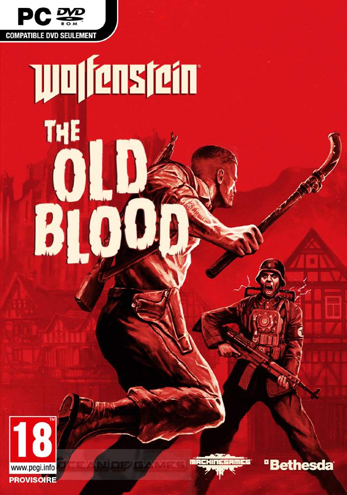 Wolfenstein The Old Blood Free Download