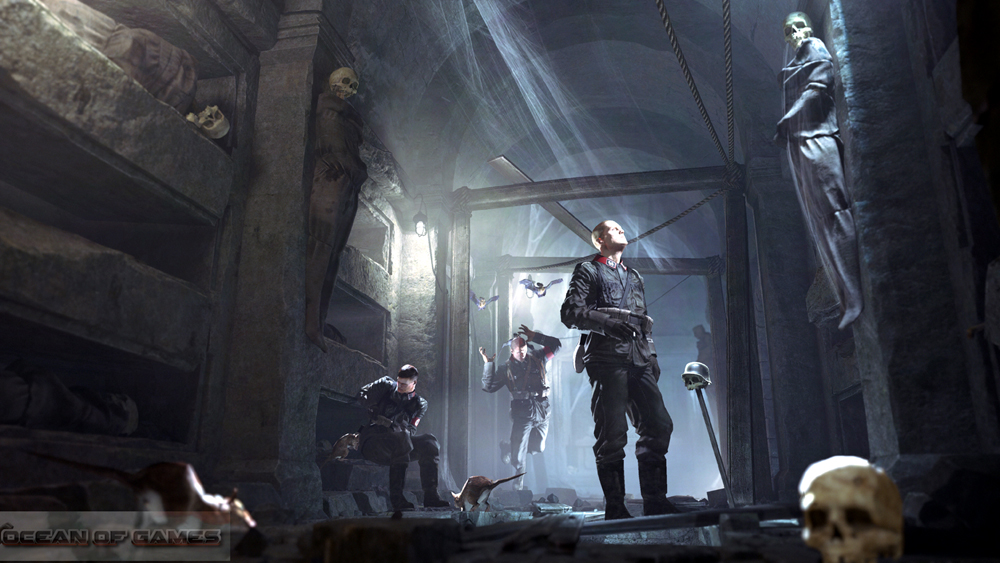 Wolfenstein The Old Blood Setup Free Download