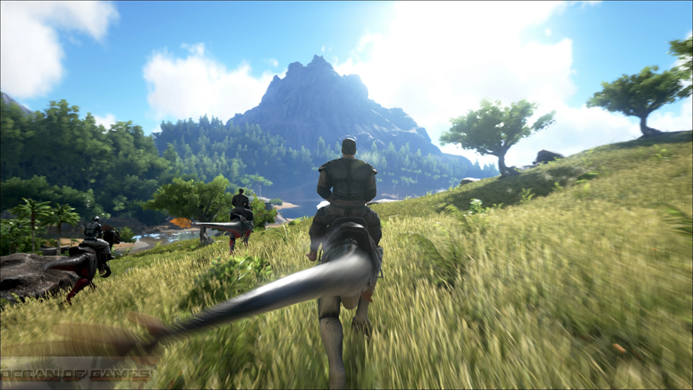 ARK Survival Evolved Setup Download For Free