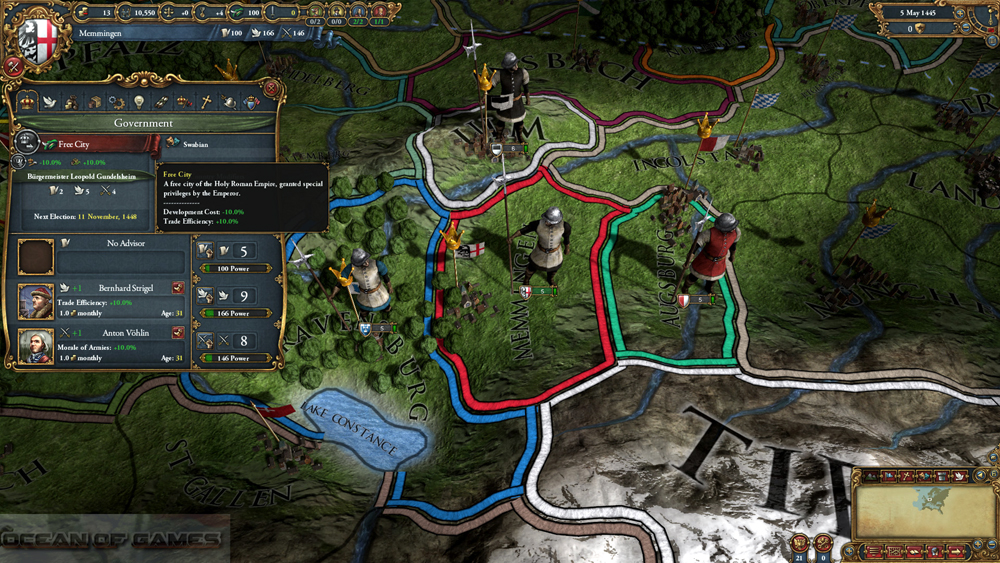 Europa Universalis IV Common Sense Features