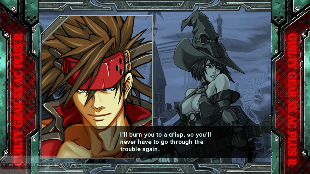 Guilty Gear XX Accent Core Plus R 2015 Download For Free