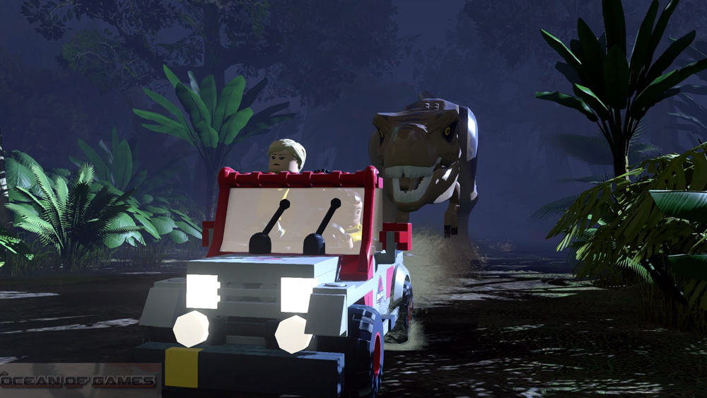 LEGO Jurassic World Download For Free