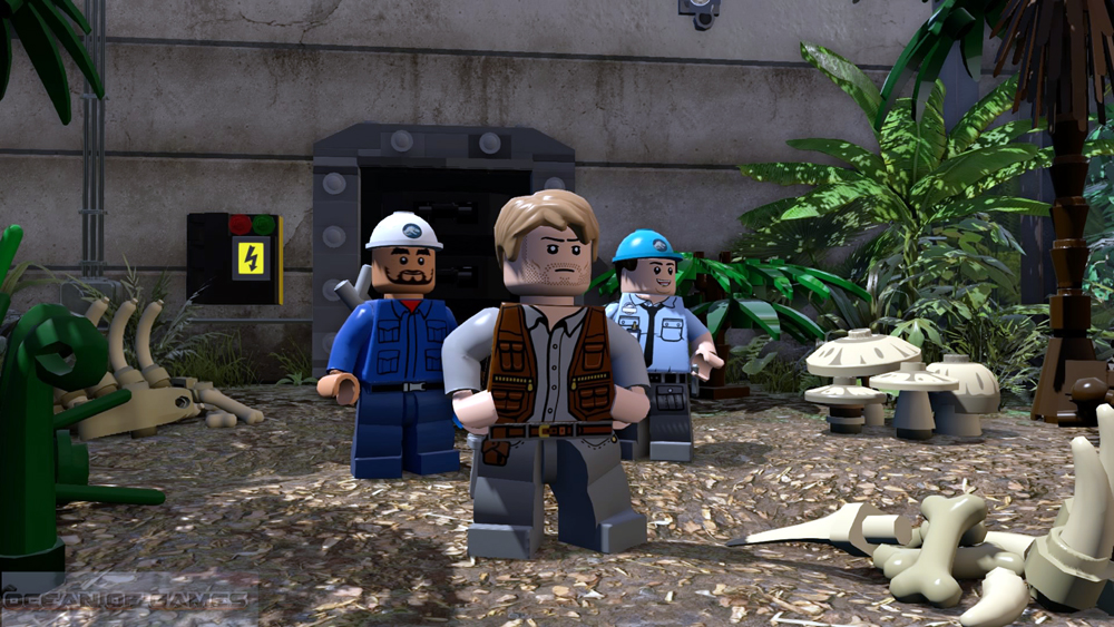 LEGO Jurassic World Setup Free Download