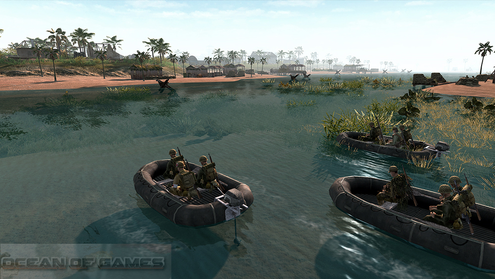 Men of War Assault Squad 2 Airborne Setup Download For Free