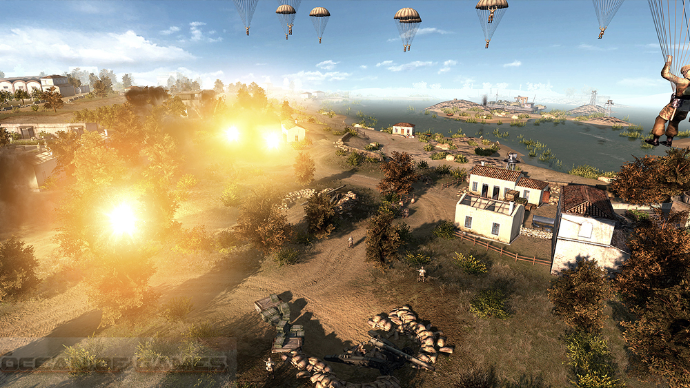 Men of War Assault Squad 2 Airborne Setup Free Download