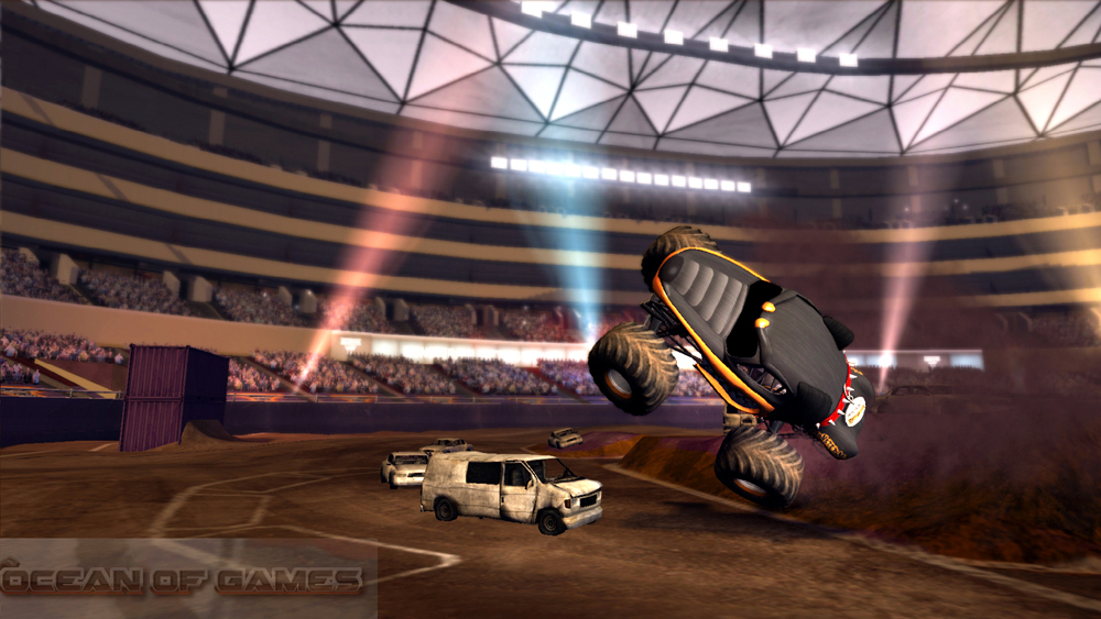 Monster Jam Battlegrounds Setup Download For Free
