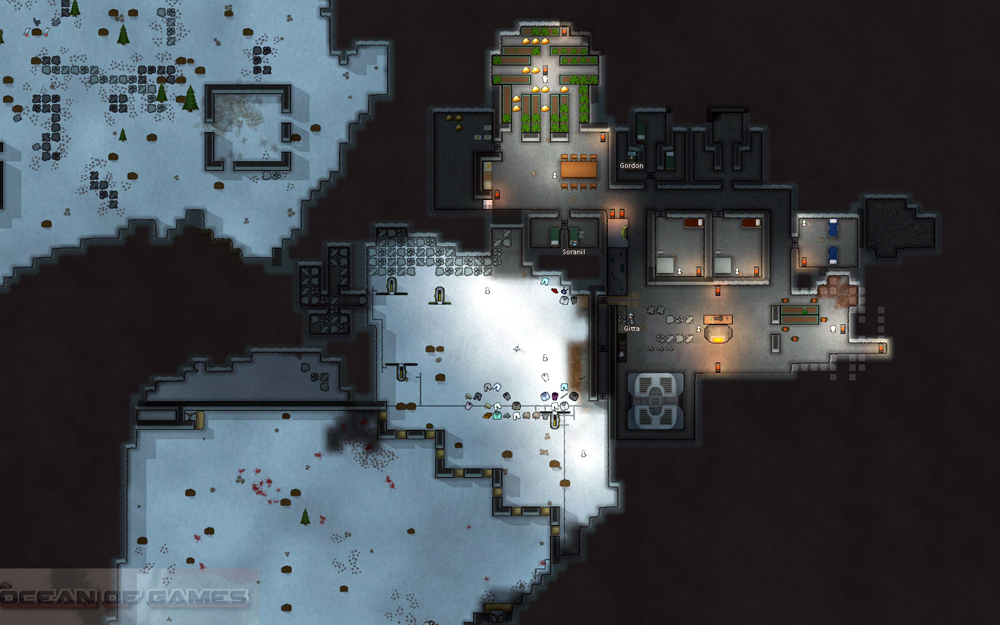 RimWorld Features