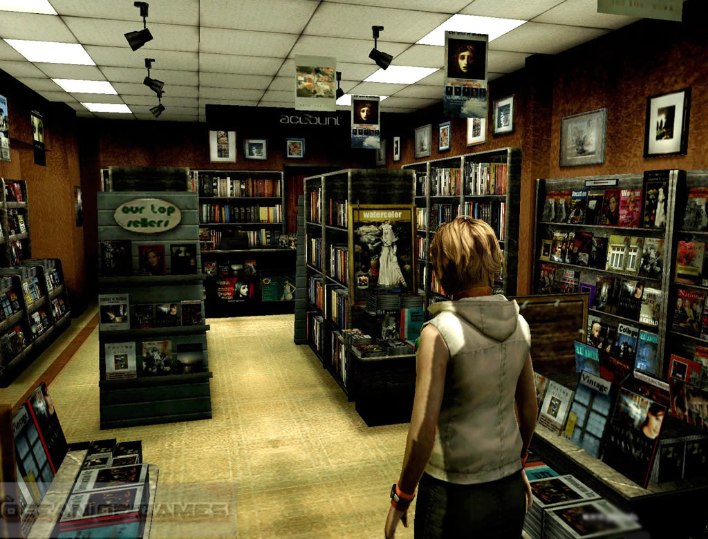 Silent Hill 3 Setup Free Download