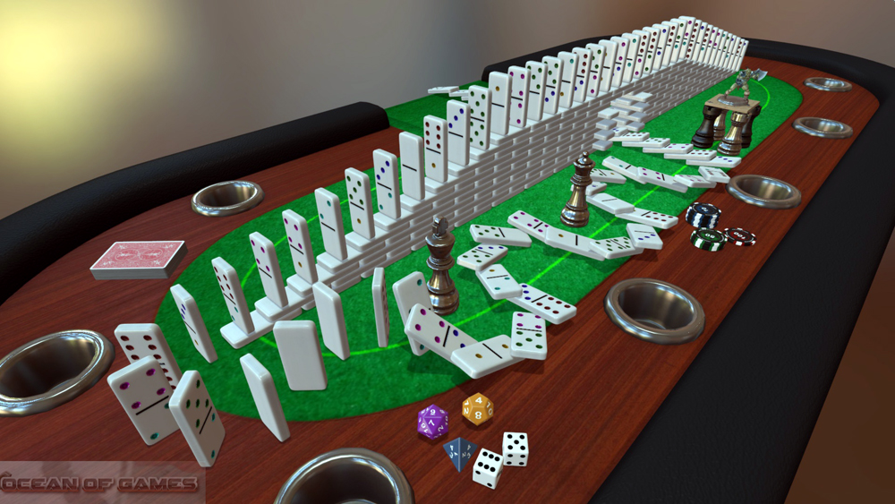 Tabletop Simulator Features