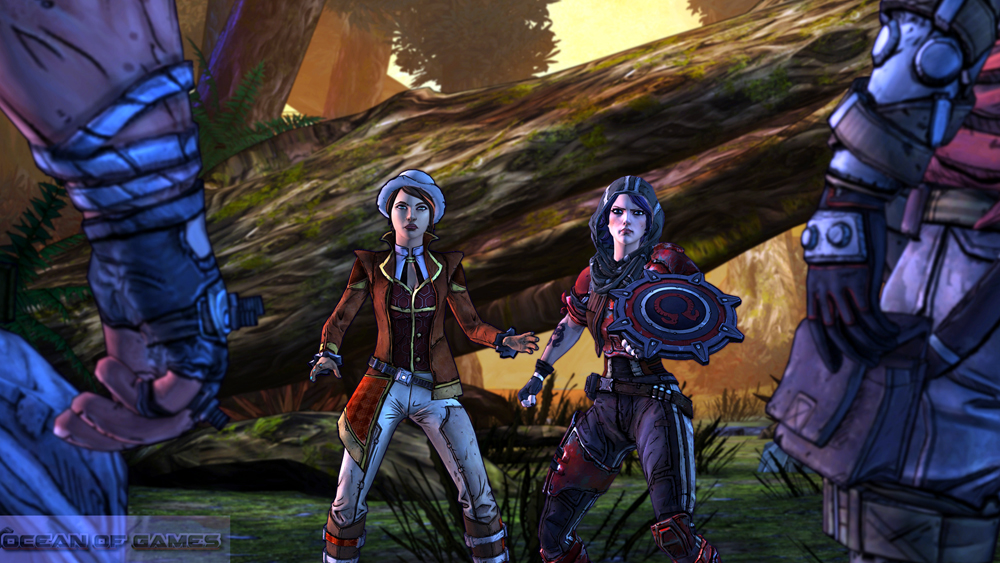 Tales from the Borderlands Episode 3 Features