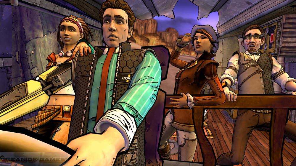 Tales from the Borderlands Episode 3 Setup Free Download
