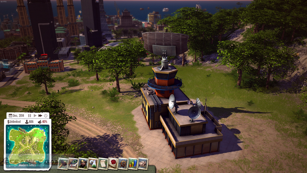 Tropico 5 Espionage Features