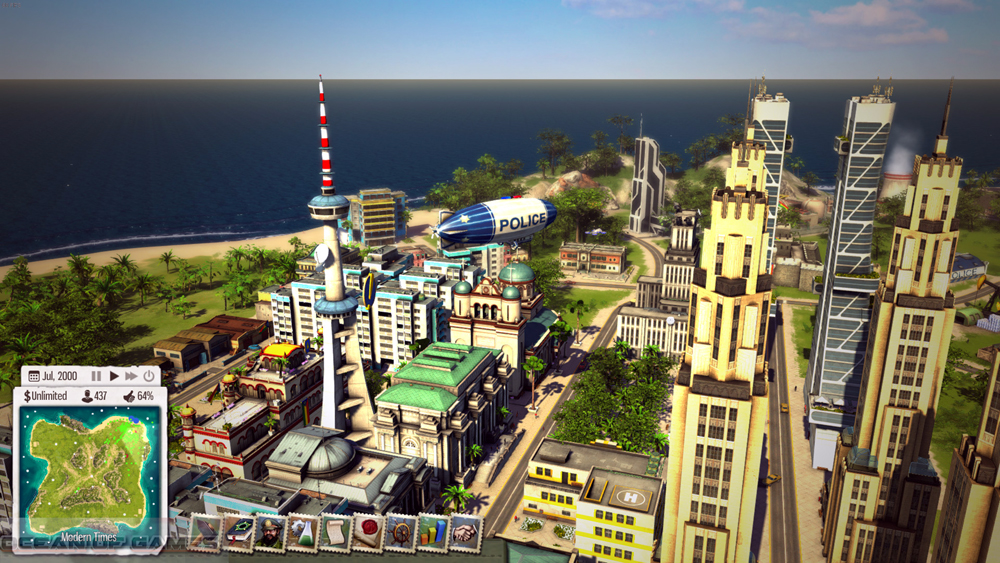 Tropico 5 Espionage Setup Free Download