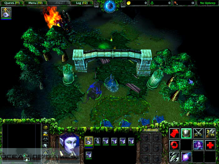 Warcraft III The Frozen Throne Download For Free