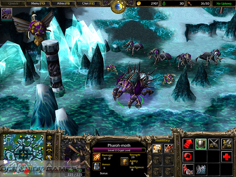 Warcraft III The Frozen Throne Setup Download For Free