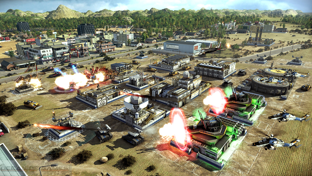 Act of Aggression Beta Download For Free